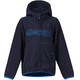Bergans Kids Bryggen Jacket Navy/Athens Blue